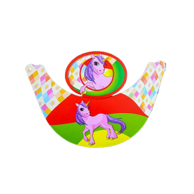 Visera Unicornio Paquete x12
