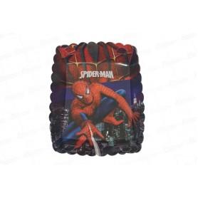 Tortera Spiderman Paquete x12