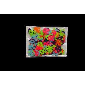 Confetti Miniatura 20 años