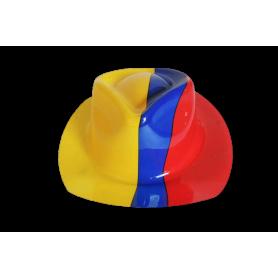 Sombrero Plástico Vaquero Selección Colombia