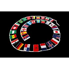Banderín Impermeable Mundial