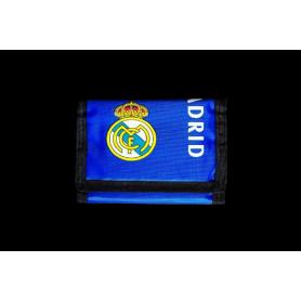 Billetera Real Madrid Colores Surtidos