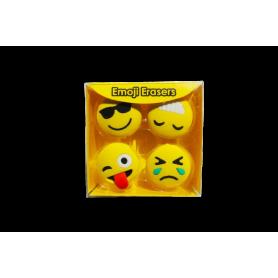 Borradores Emoticones Paquete x4