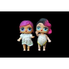 Muñecas LOL Surprise x2