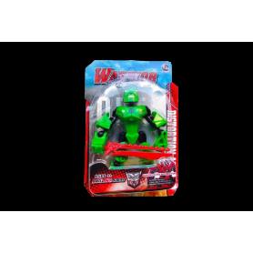 Muñeco Hulk Transformers