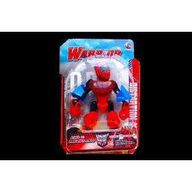 Muñeco Spiderman Transformers