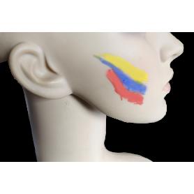 Pintura Selección Colombia