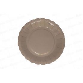 Plato Oro Rosa CyM Paquete x 12