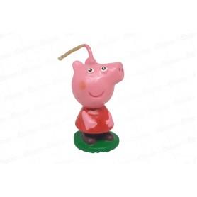 Vela Mágica Peppa Pig