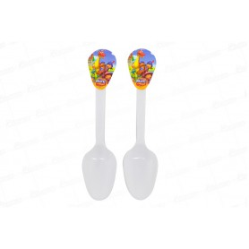 Cucharas Mike The Knight Paquete x20