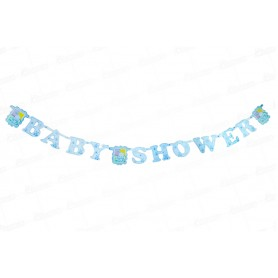 Letrero Baby Shower Niño