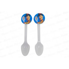 Cucharas Toy Story Paquete x20