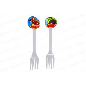 Tenedor Avengers Paquete x20
