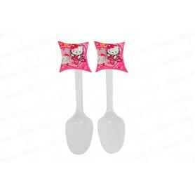 Cucharas Hello Kitty Paquete x20