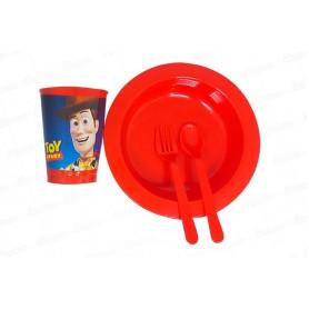 Vajilla Toy Story