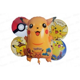 Globo Ramillete Pokémon