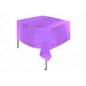 Mantel Plástico Lila