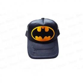 Cachucha Batman Negra Amarilla