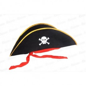 Sombrero Pirata Largo