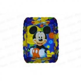 Tortera Mickey Mouse Paquete x12