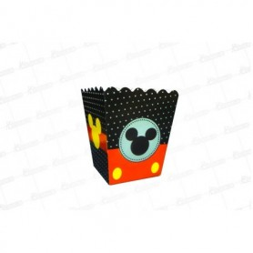 Crispetera Mickey Paquete x12