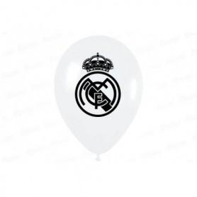 Bomba R12X12 Unidades Real Madrid Colores Surtidos