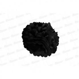 Pompón Grande Negro