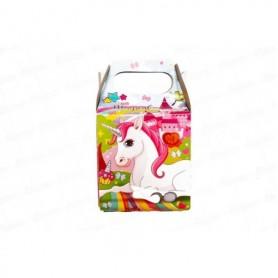Caja Regalo Unicornio Paquete x12