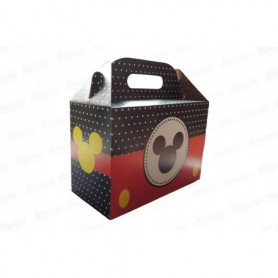 Caja de Regalo Mickey Mouse x6