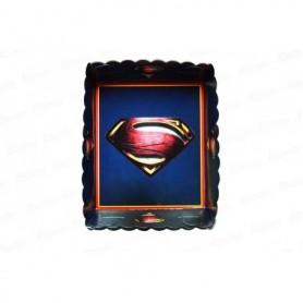 Tortera Superman Paquete x12 NK