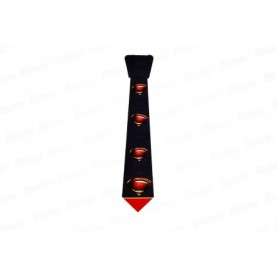 Corbata Superman Paquete x12 JM