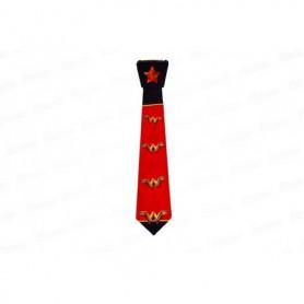 Corbata Mujer Maravilla Paquete x12 JM