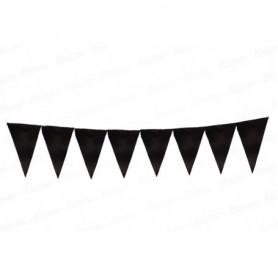 Banderín Fondo Entero Negro