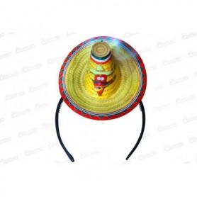 Tiara Sombrero Mexicano