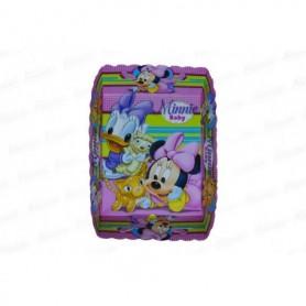 Tortera Minnie Baby Paquete x12