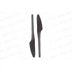 Cuchillos Negros Paquete x10