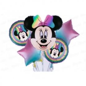 Globo Ramillete Minnie Mouse