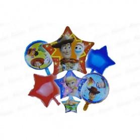 Globo Ramillete Toy Story