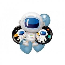 Globo Ramillete Astronauta