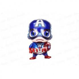 Globos Silueta Capitan America