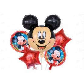 Globo Ramillete Mickey Mouse