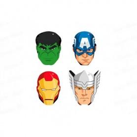 Mascara cartón Sempertex Avengers