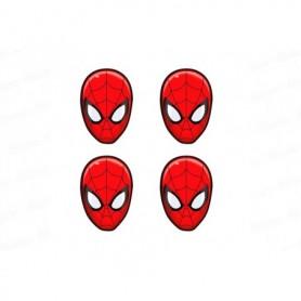 Mascara cartón Sempertex Spiderman