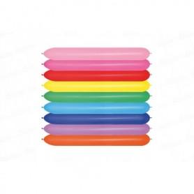 Bomba Chorizo x20 Unidades Sempertex Colores Surtido
