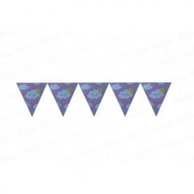 Banderín Lluvia de Amor