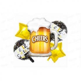 Globo Ramillete Cerveza