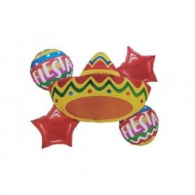 Globo Ramillete Mexicano