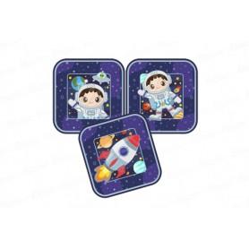 Bandeja Astronauta x10