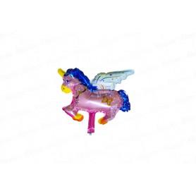 Globo Unicornio Pequeño Rosado