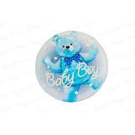 Globo Peluche Baby Shower Niño